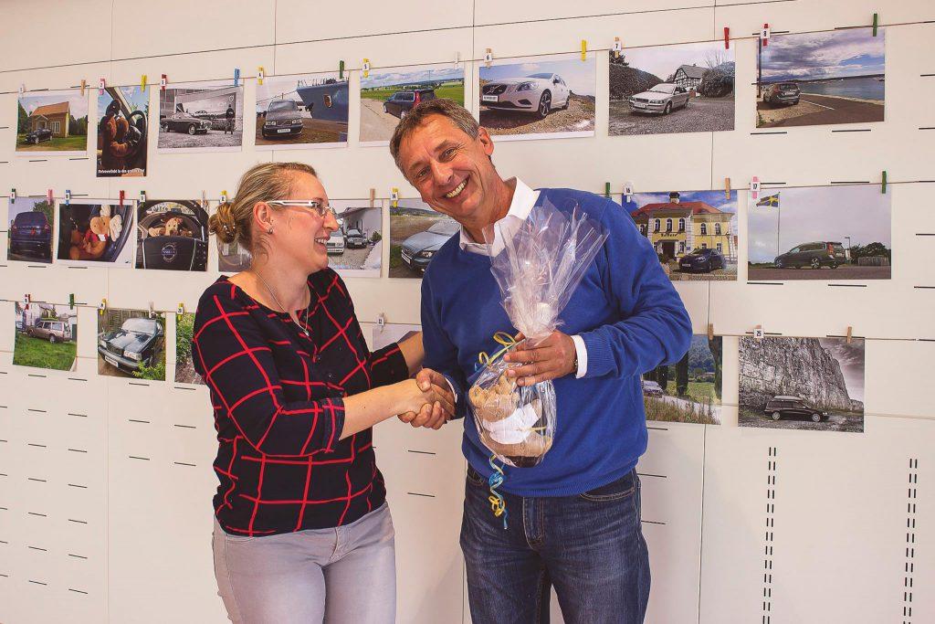 Gewinner der Volvoverliebt-Fotoaktion