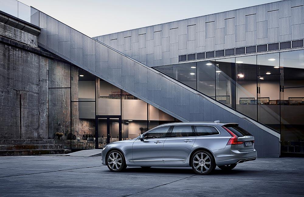 Der neue Volvo V90
