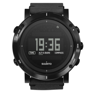 ARMBANDUHREN_SUUNTO ESSENTIAL CARBON WATCH