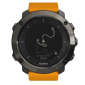 ARMBANDUHREN_SUUNTO TRAVERSE AMBER WATCH