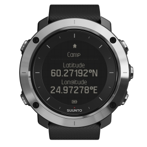ARMBANDUHREN_SUUNTO TRAVERSE BLACK WATCH